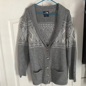 Northface sweater
